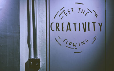 Find happiness in creativity